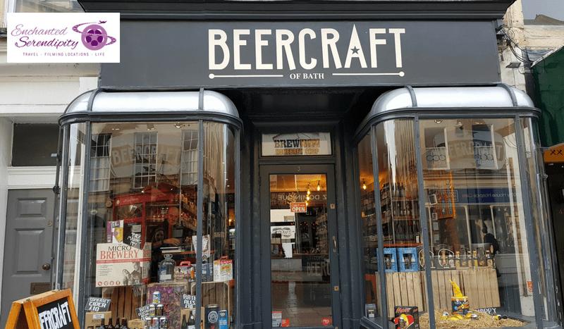 Beercraft Bath Windows