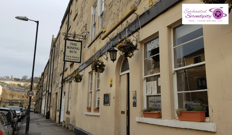 Rising Sun Inn Bath Review Of Our Stay