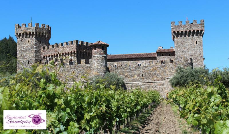 California Roadtrip Castello Di Amorosa Calistoga