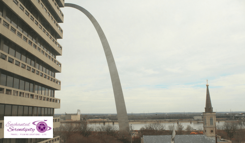 Drury Inn St Louis At The Arch Room View