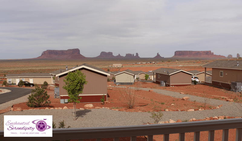 Gouldings Lodge Monument Valley View From Room