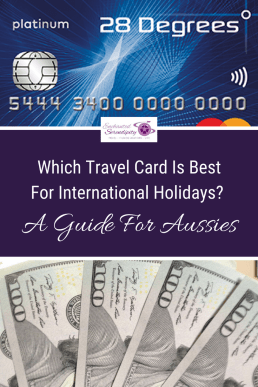 Best Travel Cards For Aussies