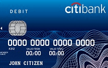 Citibank Everyday Travel Card