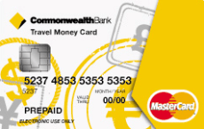 Commonwealth Bank Travel Card