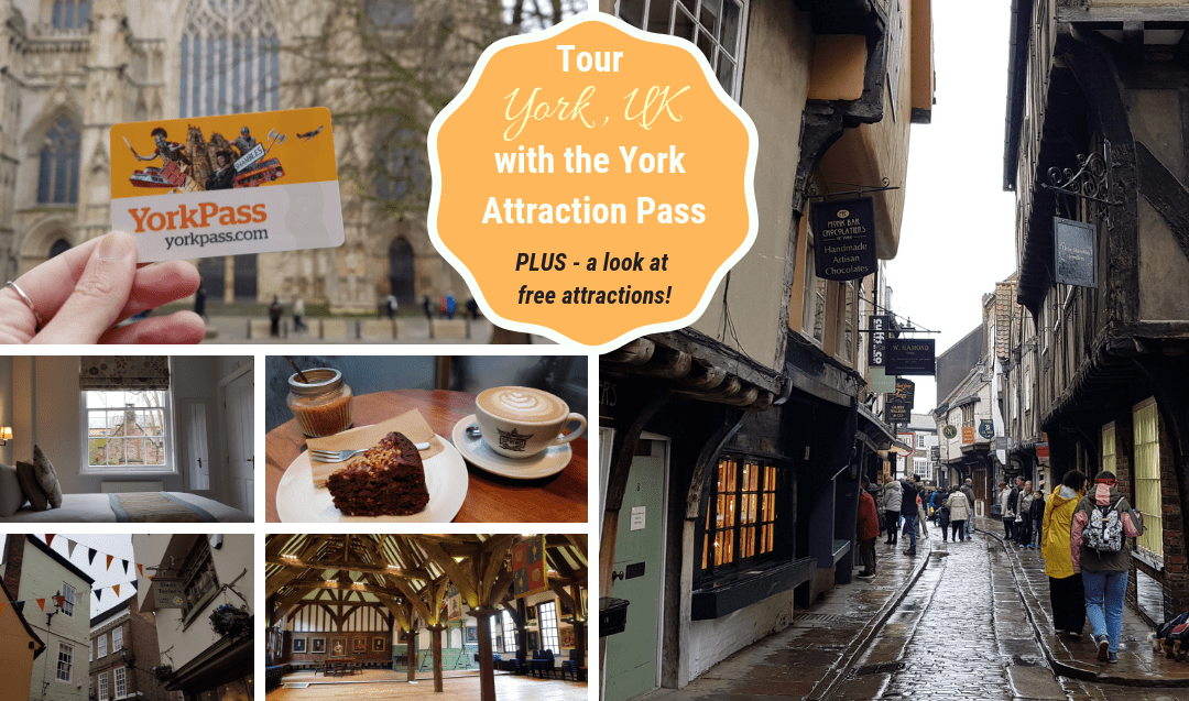 Take A 'York Tour' With The York Attraction Pass