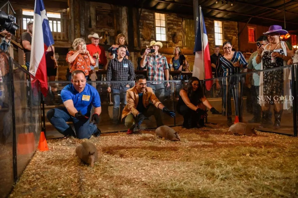 Team Building at Enchanted Springs Ranch. Photo courtesy of Sun Gold Photography.