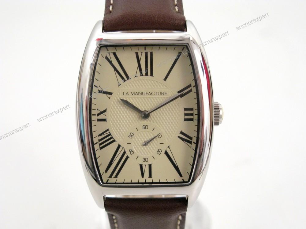 Montre La Manufacture Serious Watch Factory