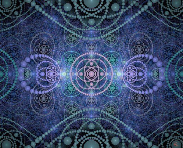 Sacred Geometry Mandalas Fractals And Mosques