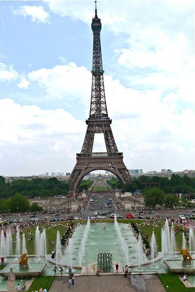 Turismo en el Pars del siglo XXI