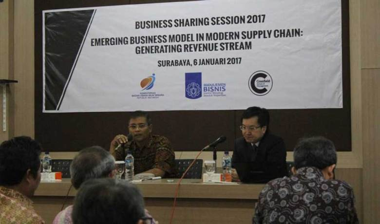 ITS Gelar Business Sharing Bersama BUMN