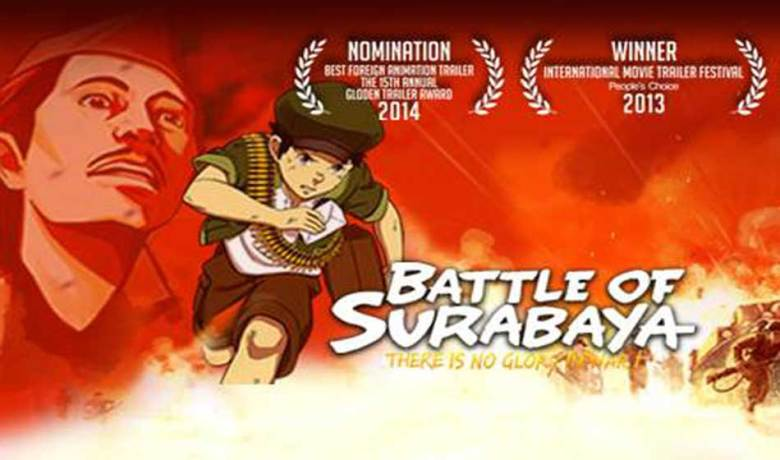 Film Battle of Surabaya Raih Penghargaan di Milan