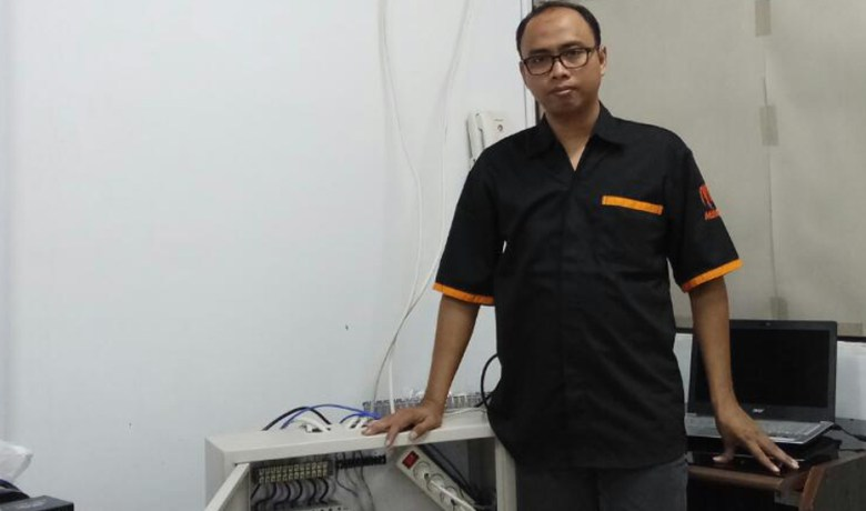 Bantu Atasi Kemacetan, Dosen ITS Rancang Smart Vehicle Counter System