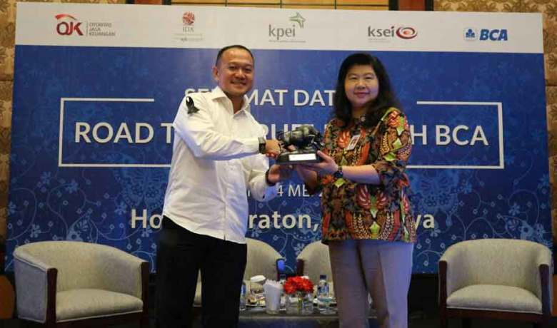 Workshop Road to Go Public with BCA Group