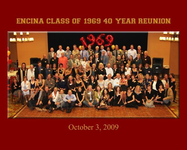40 Year Reunion Pics