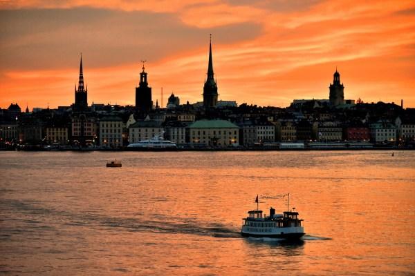 Stockholm Sweden - Encircle