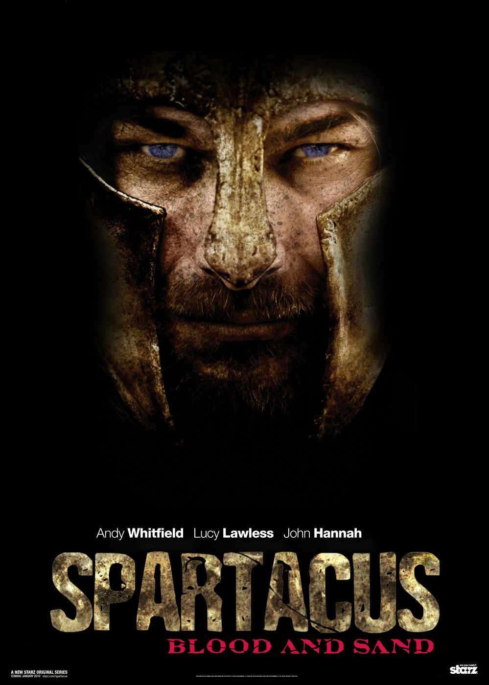 Spartacus Blood and Sand  EnClave de Cine