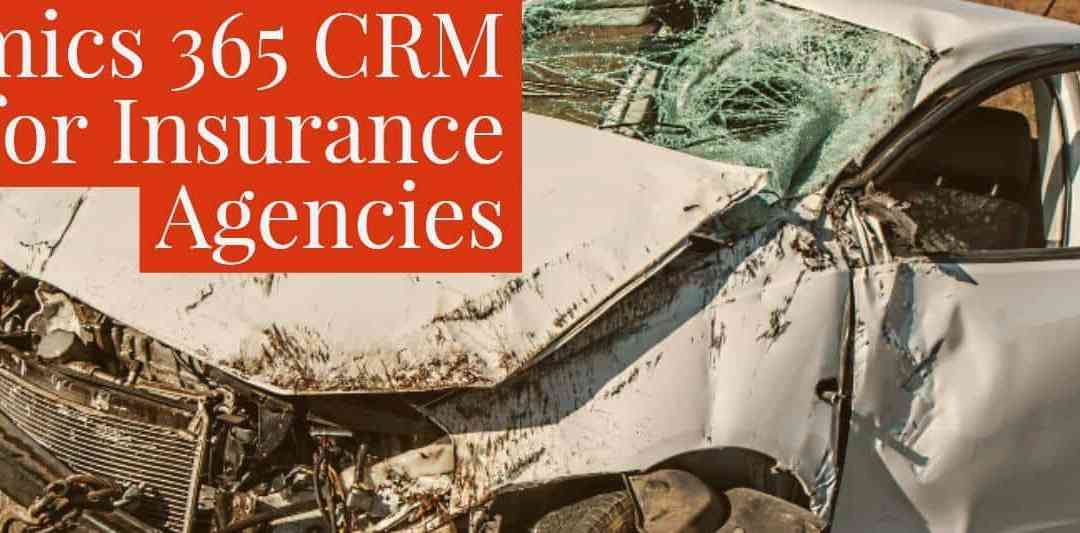 Why do more than 70% of insurance companies use CRM?