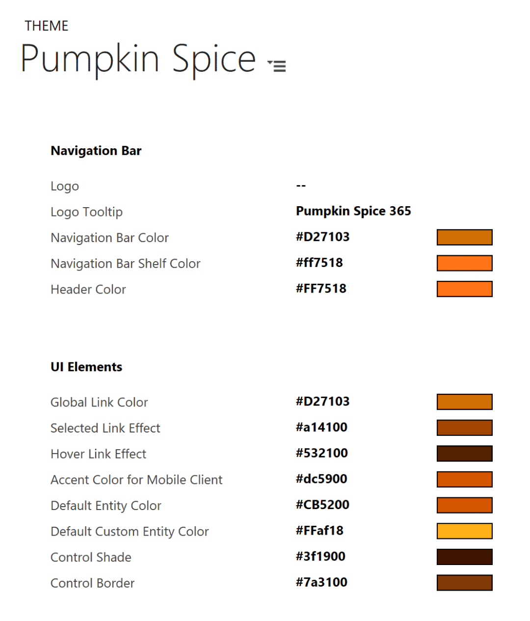 enCloud9 | Microsoft Dynamics 365 CRM Consultants Autumn is here, so it's time to upgrade to Pumpkin Spice CRM Dynamics 365 CRM QuickTips enCloud9 Microsoft Dynamics 365 Microsoft Dynamics CRM