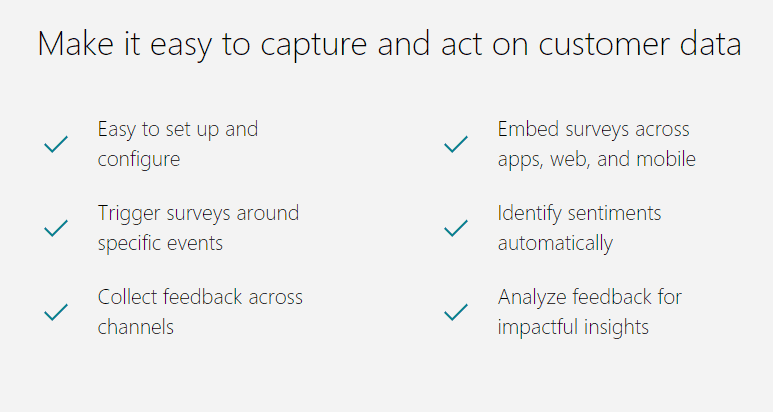 enCloud9 | Microsoft Dynamics 365 CRM Consultants Easily Create Surveys In Microsoft Forms Pro Common Data Service Customer service Microsoft Microsoft Forms Pro Office 365