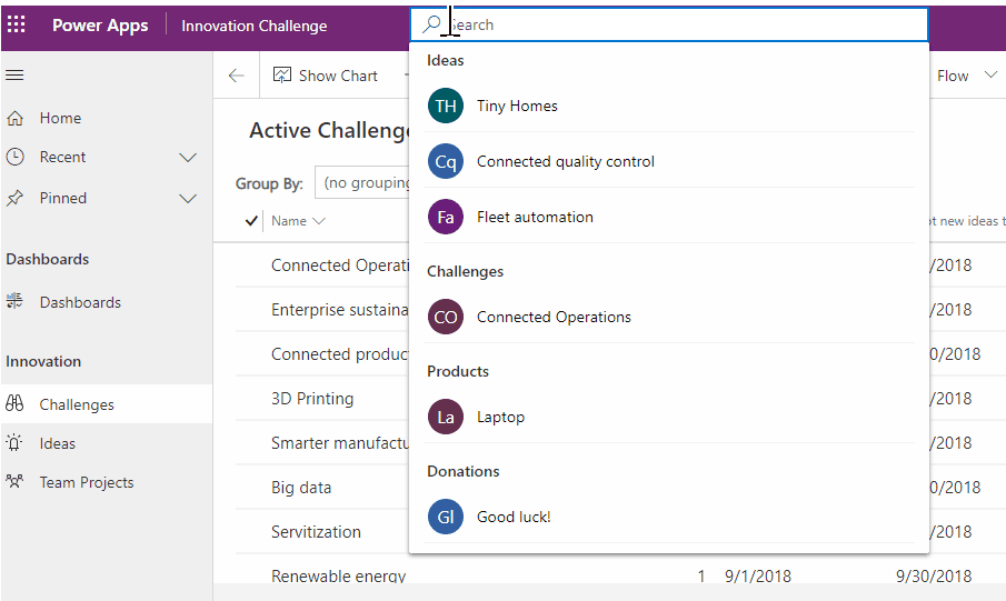 enCloud9   Microsoft Dynamics 365 CRM Consultants New Search Experience in Dynamics 365 Makes Information Discovery Easier! Dynamics 365 Fundamentals New Features in Dynamics 365 News and Updates Power Apps
