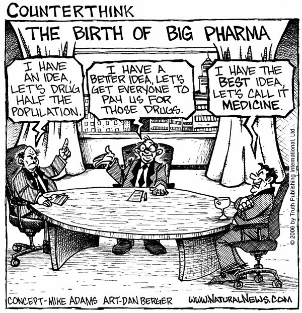Image result for Pharma Mafia cartoons
