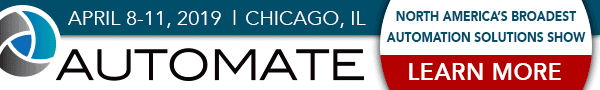 an image of the automate 2019 banner in march 2019 news and updates from encompass solutions