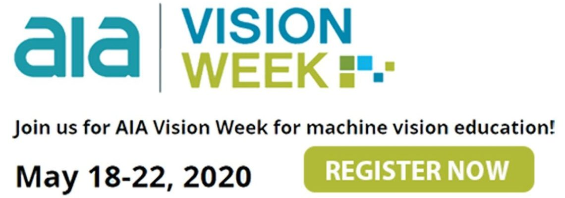 an image of the aia vision week logo