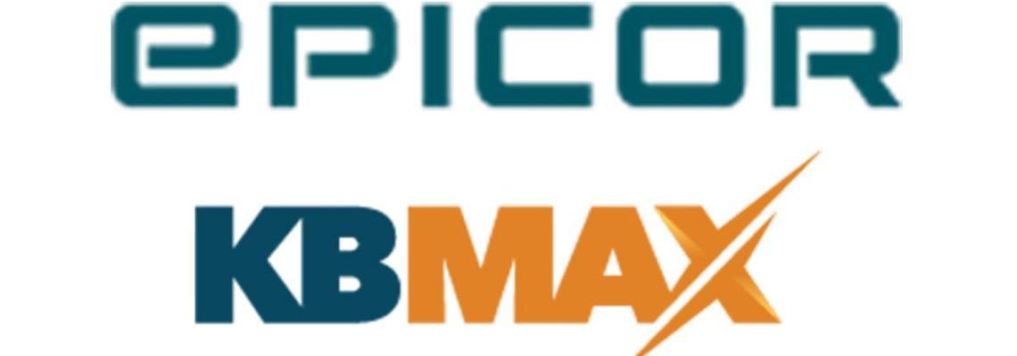 Epicor Acquires KBMax banner