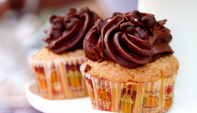 Asian Festival Cupcakes