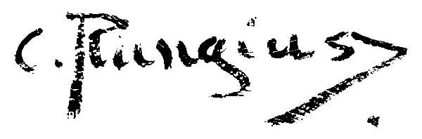 Carl Rungius Artist Signature