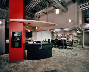Planning an office remodel? Work with Encore Construction!