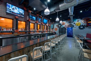 Planning a restaurant project? Call Encore Constructions.