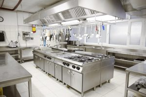 Start the remodeling process off right with these four tips for an efficient commercial kitchen.