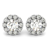 Diamond Earrings Women Diamond Stud Earrings Womens ...