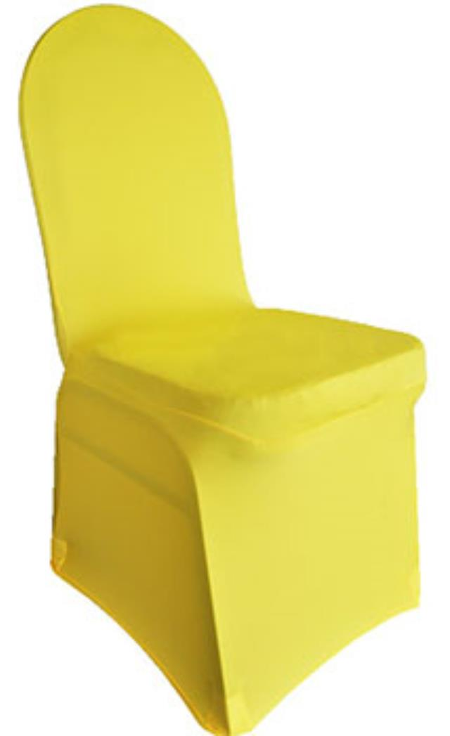 yellow chair covers picture of spandex banquet cover rentals shreveport la where to find in