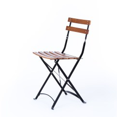 Folding Chair Plans Wood Baby Moving Wooden Slat Rental Encore Events Rentals
