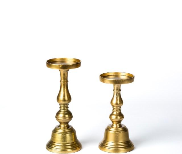 Athena Candle Holders
