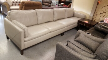 manwah sofa factory bunk beds bed underneath encore home furnishings search results htl silver leather long 2 piece