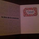 LA carte cadeau Michaels :)