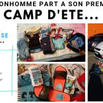 Liste pour camp d'été