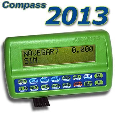 COMPUTADOR DE BORDO COMPASS 2013