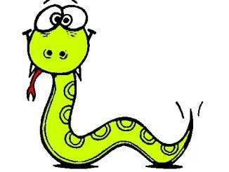 La serpiente y la lima