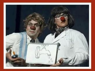 Escuela de clown para niños