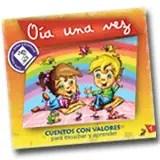 Oía una Vez cd de cuentos infantiles