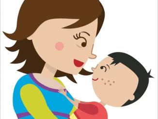Los besitos de mamá. Cuentos de madres