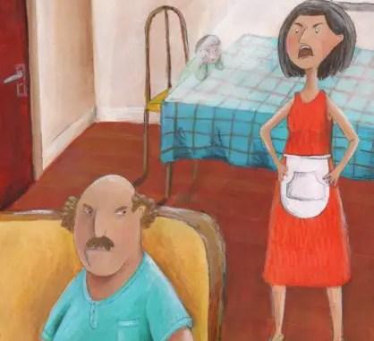 Historias de maltrato infantil