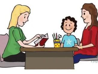 Los padres y las escuelas: trabajando juntos