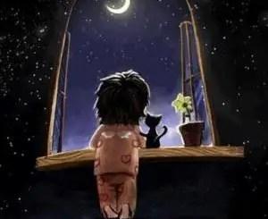 Cuentos infantiles de la luna