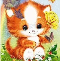 poesías infantiles de gatos