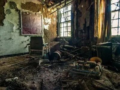 Cuentos de casas abandonadas